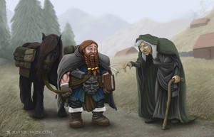 Tarn Thrice-Cursed by BungZ