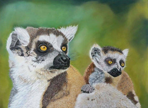 Lemurs (ref. photo by emmanuel Keller)