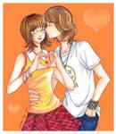 ART TRADE: For Asuka-chan55