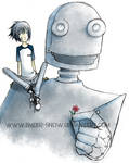 Cain's Robot -Colored-
