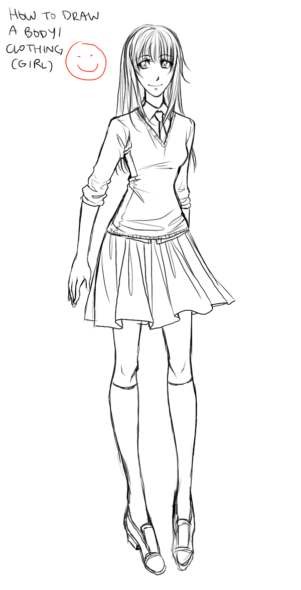 Dress Shirt besides Anime Tutorial Body Clothing GIRL 275366639 as well Thing in addition Alternate Dress Sketch 254851789 moreover The Ascot Dress 2. on drawings women skirt