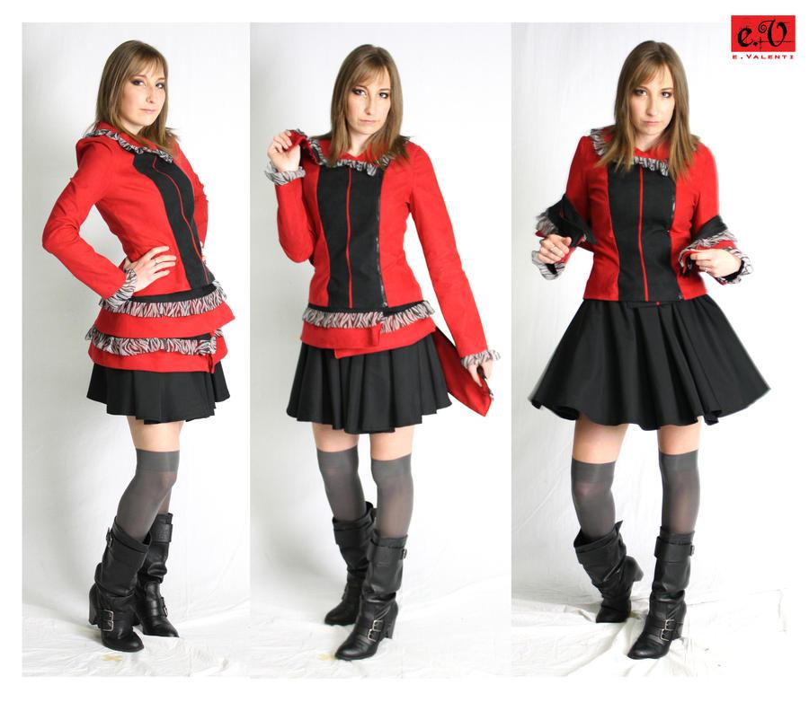 2013 Spring Fashion Show - Kasie's Design (3 Ways) by ember-snow