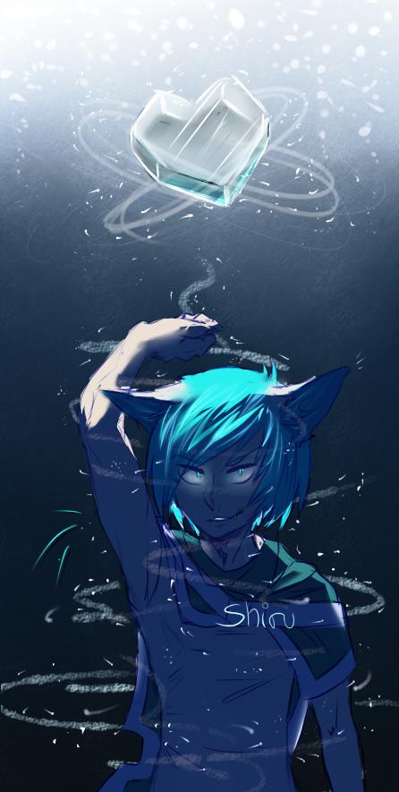 + Ice Boy + by OkamiiRaiin
