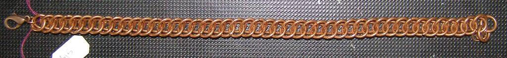 Copper Half Persian Bracelet