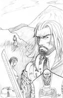 Last Samurai by Zatch