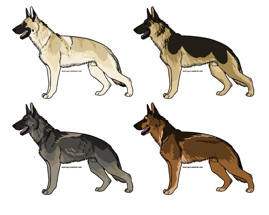 Realistic Dog Adoptables Deviantart