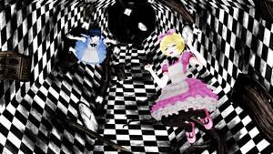 [MMD] Alois in Wonderland