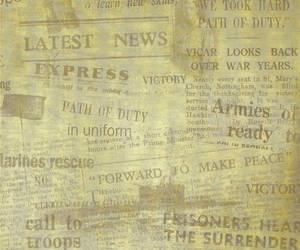 Old Newspaper Texture by powerpuffjazz