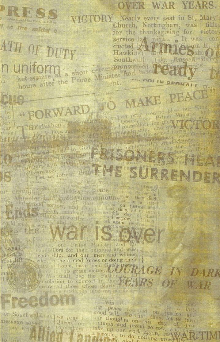 Old Newspaper Texture1 by powerpuffjazz