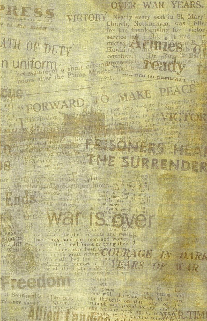 Old Newspaper Texture1