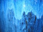 Blue Venetian Glass Texture