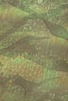Green Grunge Paper Texture by powerpuffjazz