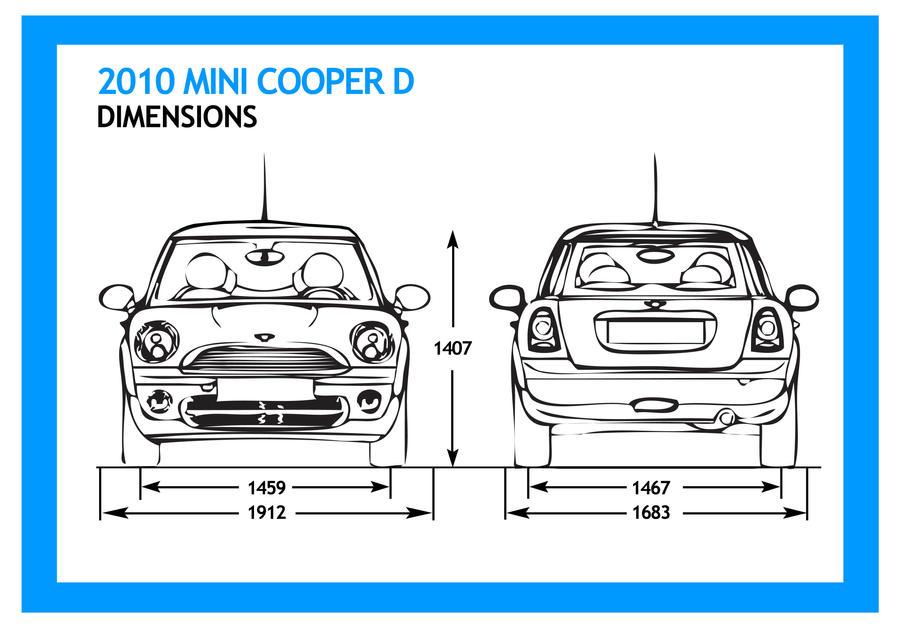 2011 mini cooper dimensions. Black Bedroom Furniture Sets. Home Design Ideas