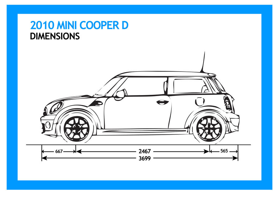mini cooper template side view by powerpuffjazz on deviantart. Black Bedroom Furniture Sets. Home Design Ideas