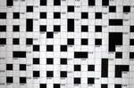 Crossword Texture