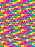 Rainbow Critter Texture