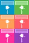 Floppy Disk Pattern