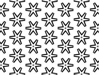 B+W Stars Texture2 by powerpuffjazz