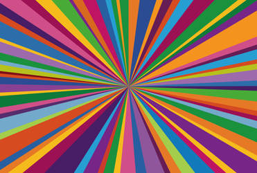 Rainbow Lines by powerpuffjazz