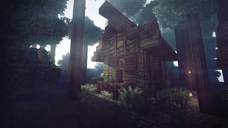 Cabin by soongpa