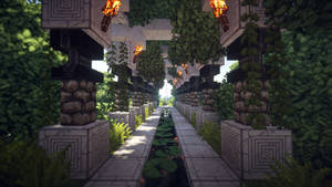 Skyisland Hall by soongpa