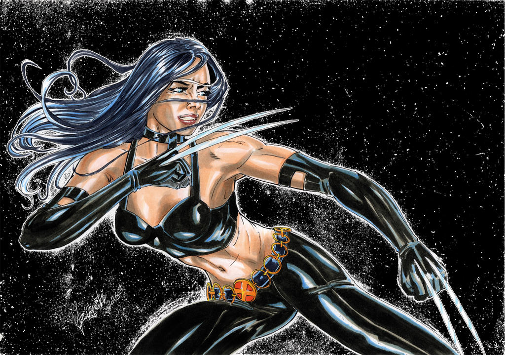 X-Men's  X23 by Szigeti