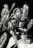 Tina Corbett - Space Cadet