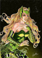 Amora the Enchantress by Szigeti