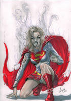 Supergirl by Szigeti