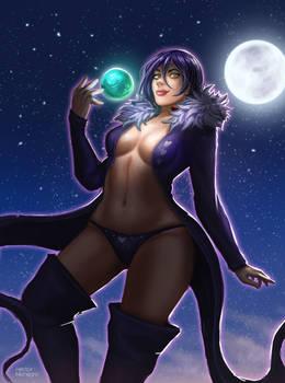 Merlin (fanart)