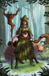 Nila - The Guardian of the Forest