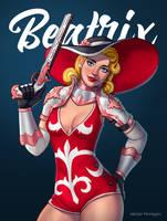 Beatrix by Hector-Monegro