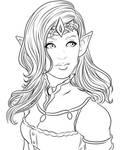 LINES: The Elven Queen