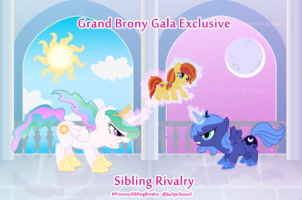 Grand Brony Gala - Convention Exclusive Preview by Miserie