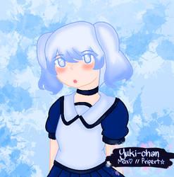 Yuki Shiro (Oc)