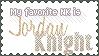 NKOTB's Jordan Knight by Lizzie-Doodle