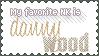 NKOTB's Danny Wood by Lizzie-Doodle