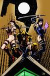 Elektra Wolverine Psylocke