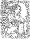 Poison Ivy  by Sabine Rich