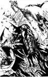 Dark Knight By Jimbo Salgado