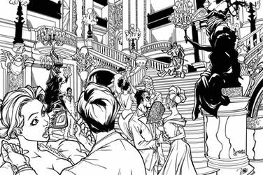 Phantom of the Opera by Carlos Gomez by NewEraStudios