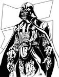 Darth Vader By Stipher3001