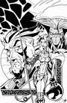 Future ThunderCats By Steven Sanchez