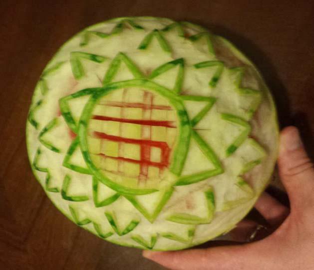 Watermelon Carving 01 by NewEraStudios
