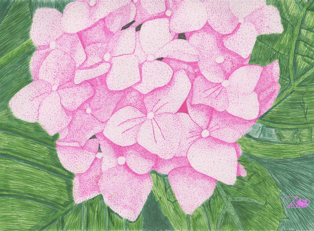 Meiyuan Pink Flowers by NewEraStudios