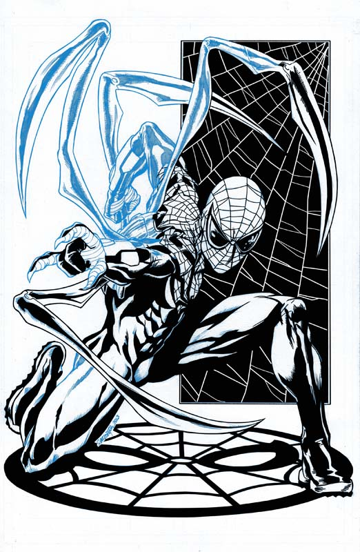 Superior Spider Man By Sheldong WIP by NewEraStudios