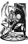 Superior Spider Man by Sheldon Goh