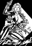 Black Widow By Dlimaart