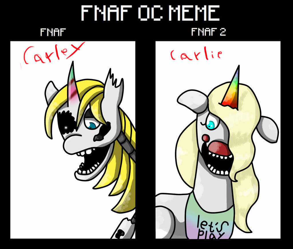 Fnaf oc meme by candlelight7 on deviantart