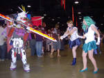 Senshi vs. Gundam 1